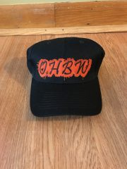 OHBW Black ball cap