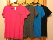 OHBW Women's V-Neck T-Shirts